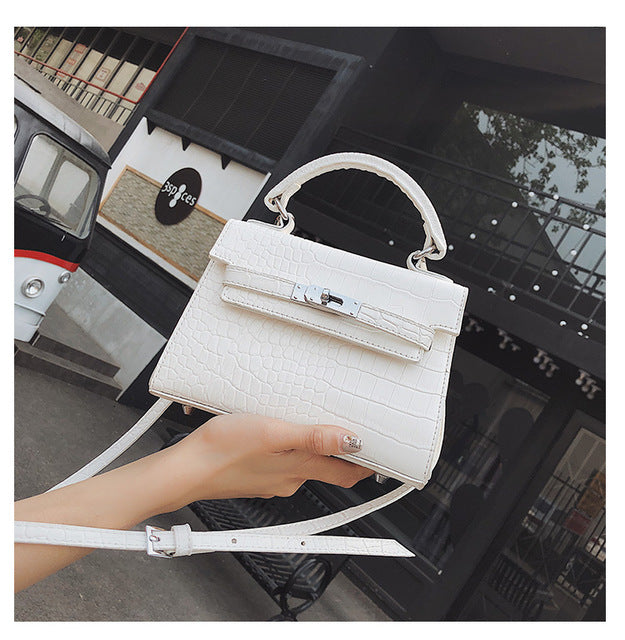 2019 White Mini Small Square Pack Shoulder Bag Crossbody Package Clutch Women Designer Wallet Handbags Bolsos Mujer Sac a Main