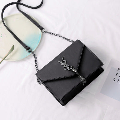 Retro Fashion Female Square Bag 2018 New High quality Matte PU leather Women's Designer Handbag Chain Shoulder Messenger bags