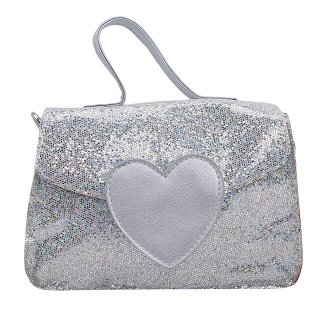 Women Evening Clutch Bag Fashion Sequin Clutch Female Crystal Day Clutch Wedding Purse Party Banquet Pink/Silver Bag