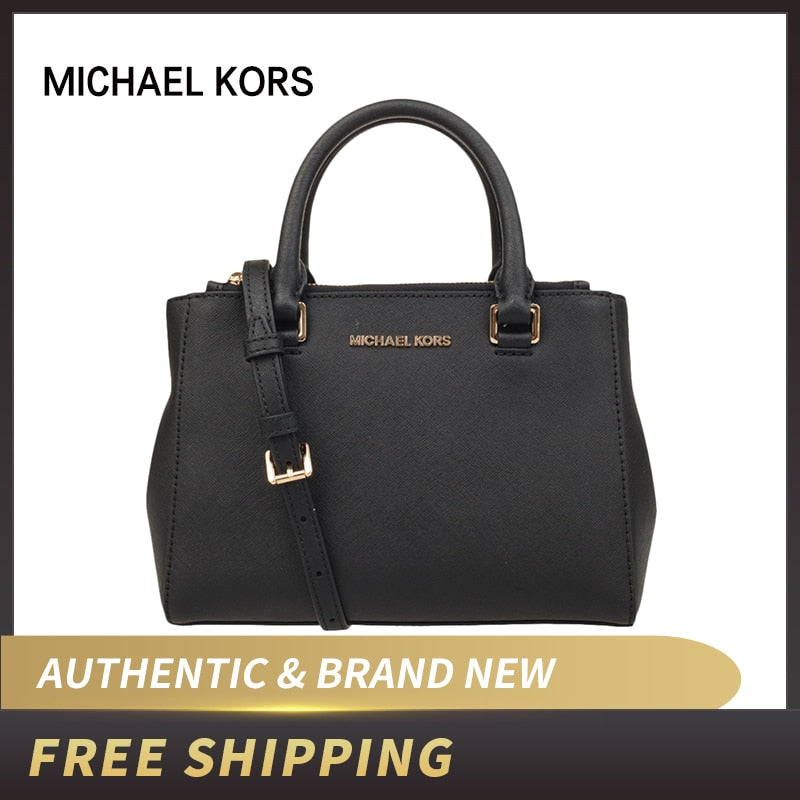 Authentic Original & Brand new Michael Kors Women's bag luxury Leather Tote Bag 35H7GSOS0L