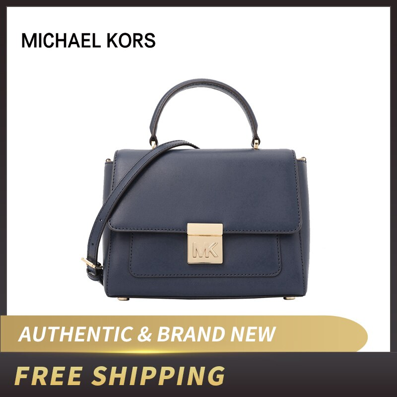 Authentic Original & Brand new MICHAEL KORS WOMEN'S BAG Damen Tasche MINDY MD CONV TH SATCHEL WOMENS' POUCH 35T8GTZS6L