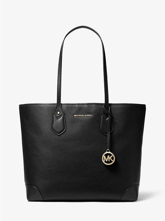 Michael Kors Eva Large Pebbled Leather Tote Bag Fashion Women's Luxury Leather Clutch Bag Ladies Handbags Brand MK008