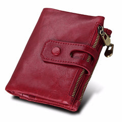 Fashion Wallet Women Genuine Leather Wallets