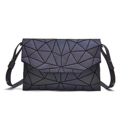 Geometric Casual Clutch Messenger Bags