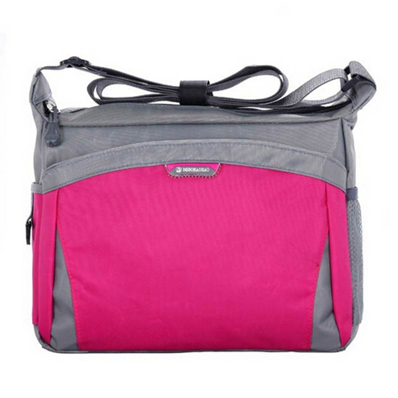 Women messenger bags shopping travel handbags Nylon ladies shoulder bags women handbag casual bag QT-183