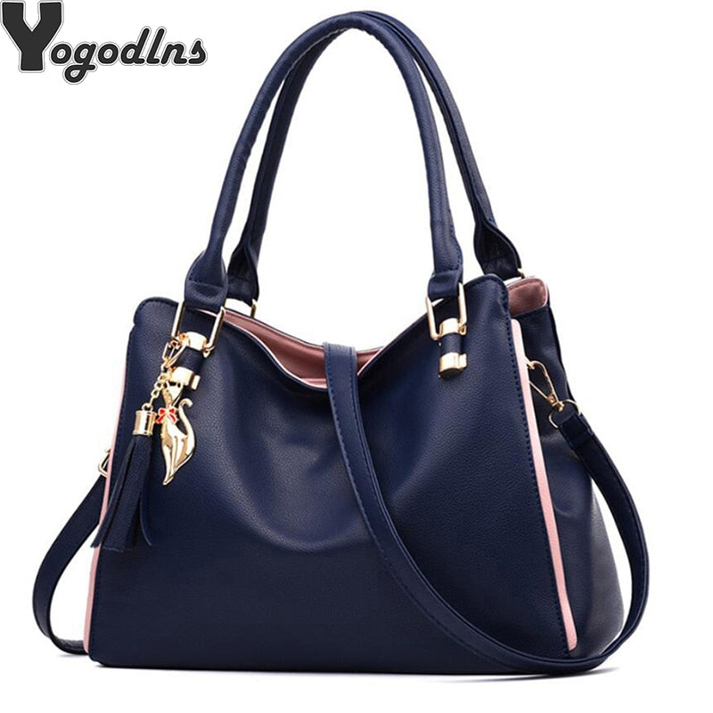 Girls Simple Shoulder Bags