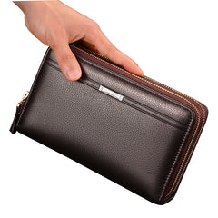 Hot Sale Men Wallet Black Brown