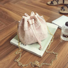 Hot selling Women Lace Handbag
