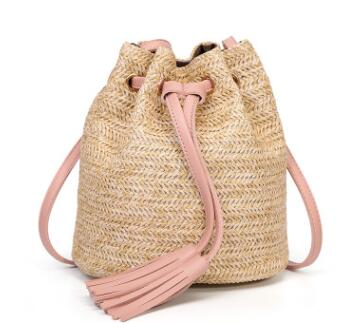 Bohemian Straw Bags for Women