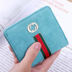 Leather Women's Wallet Female wallet