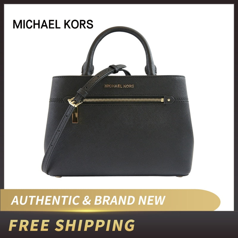 Michael Kors Hailee Tulip Leather XS Satchel Bag Purse 35S8GX2S1L/35S8GX2S5T