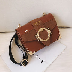 Female Crossbody Bags For Women 2019 PU Leather Famous Brand Luxury Handbags Designer Sac A Main Ladies Shoulder Messenger Bag