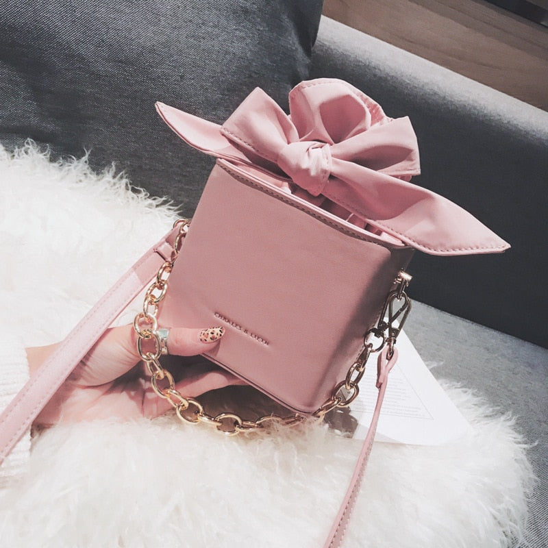 2019 Small Ladies Hand Sling Crossbody Bags Women Handbags Female Messenger Shoulder Bag Sac Pink White Girl Evening Clutch Bags