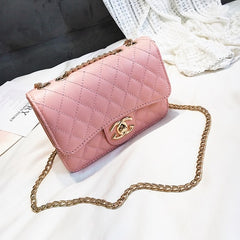 Women Chain Mini Messenger Bag