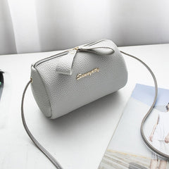 Women PU Leather Mini Handbag Cute Small Shoulder Bag Ladies CrossBody Bag Tote Messenger Satchel purses and handbags bolsas