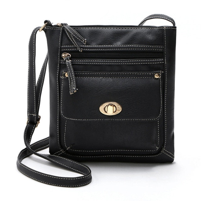 Aelicy drop ship  new 2019 hot selling Womens Leather Satchel CrossBody Shoulder Messenger Bag luxury handbags bolsa feminina