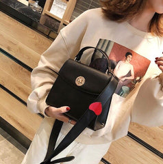Women's Designer Handbag 2019 Fashion New Quality PU Leather Ladies Tote bag Wedding Red bag Shoulder Messenger Bag Crossbody