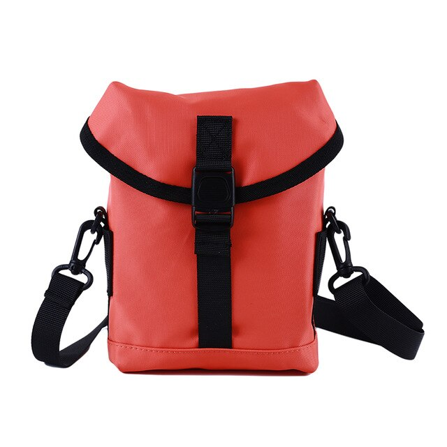 men's Nylon Casual Messenger Bag Wallet Khaki Orange Bags For Men 2019 Travel Bag