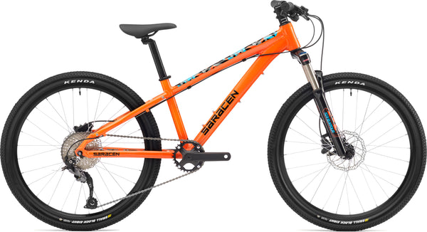 2018 Saracen Mantra 2.4 bike