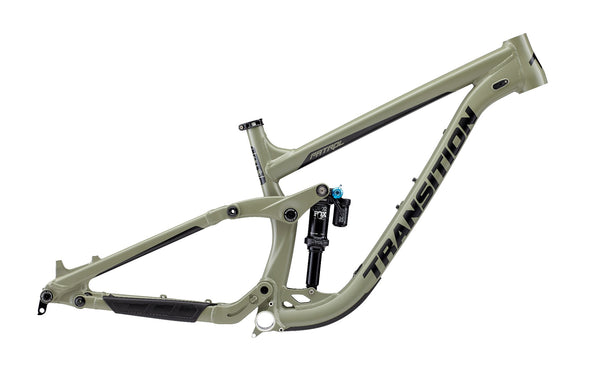 2019 Transition Patrol Alloy frame