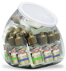 Finishline  Ceramic Wax / 15 Ceramic Wet Pocket Size .65oz Lubes