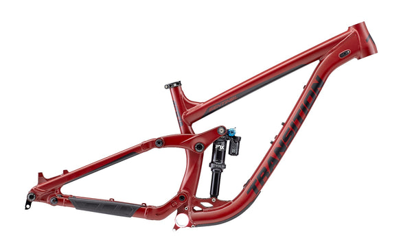 2019 Transition Sentinel Alloy frame