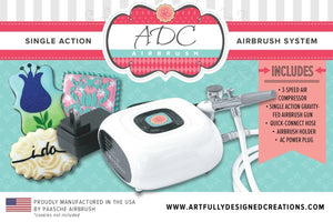 Artfully Designed Airbrush System