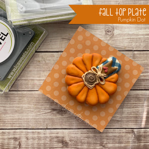 Fall Dot Standard Top Plate