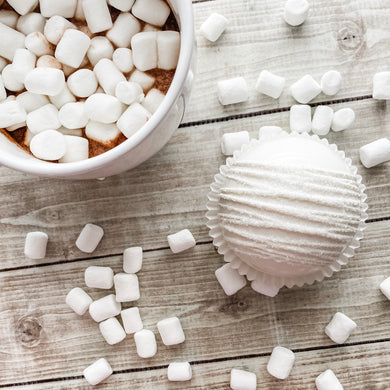 White Snowball Hot Cocoa (See Pick up dates!)