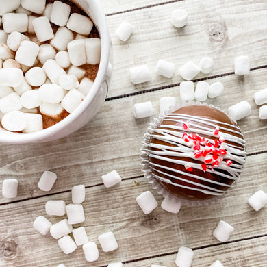 Peppermint Hot Cocoa (See Pick up dates!)