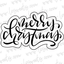 Load image into Gallery viewer, Merry Christmas