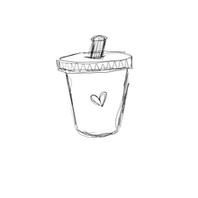 Load image into Gallery viewer, Straw Cup