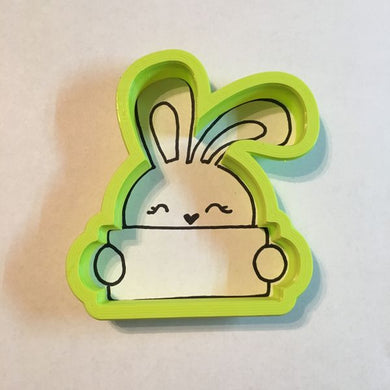 Floppy Bunny Plaque
