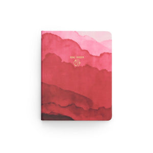 Goal Digger Hardcover Sketchbook