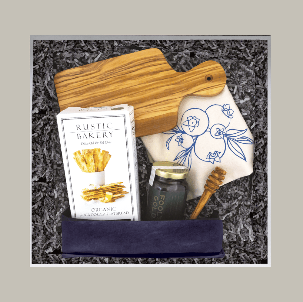 Dipped 'n Honey Organic and Sustainable Gift Set