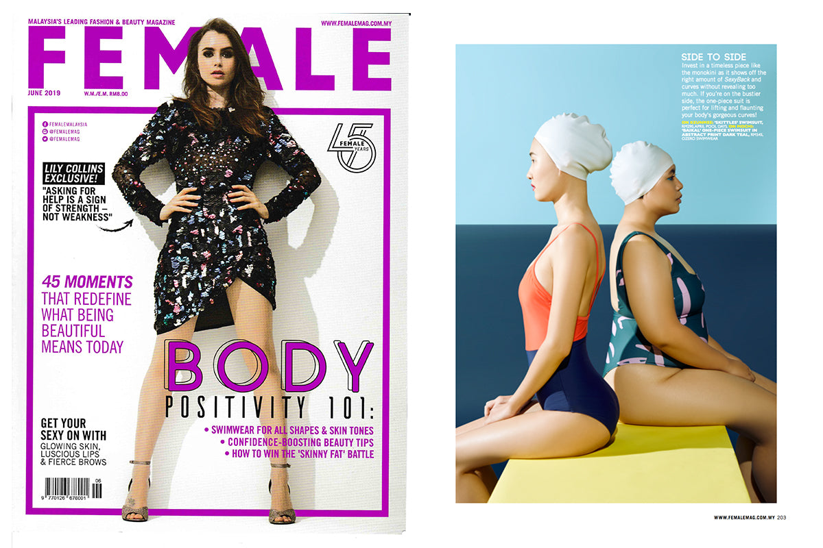 Ozero Swimwear in Female Malaysia, June 2019
