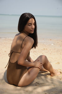 Oron One Piece Swimsuit by Ozero Swimwear, Malaysia