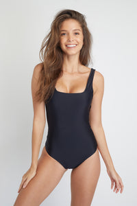 Baikal One-Piece sustainable swimsuit, front view