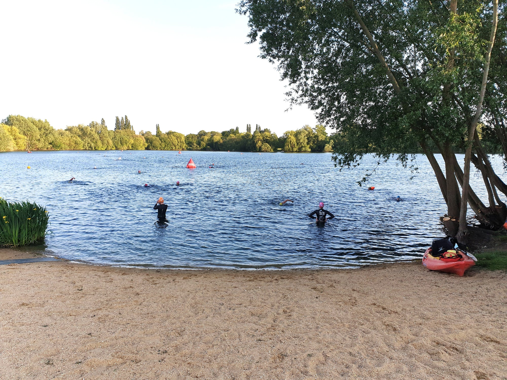 Zone3's Guide To Open Water Lakes