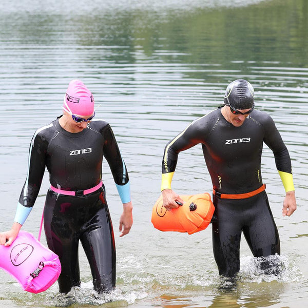 Swim Safety Buoy/Dry Bag 28L
