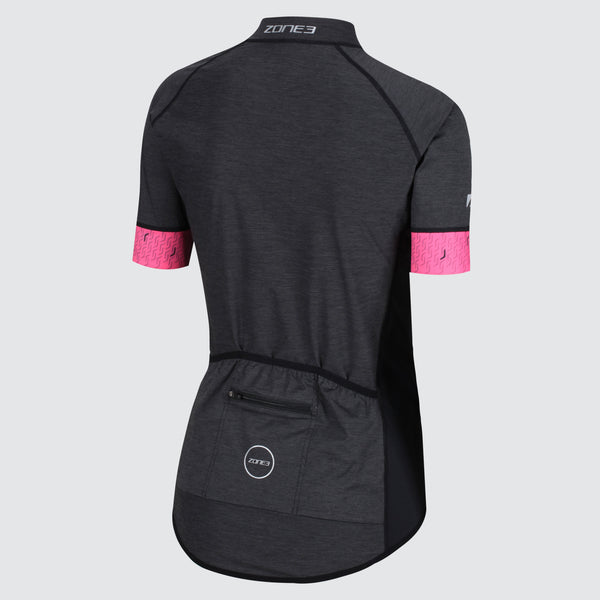 Women's Performance Culture Cycle Jersey back