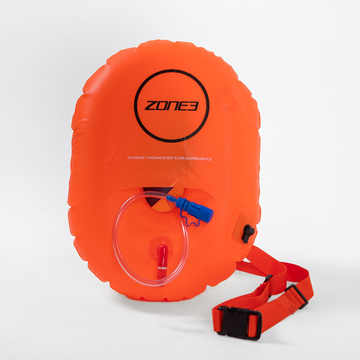 Swim Safety Buoy/Hydration Control strap