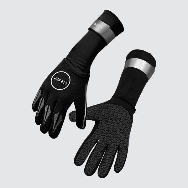 Neoprene Swim Gloves black