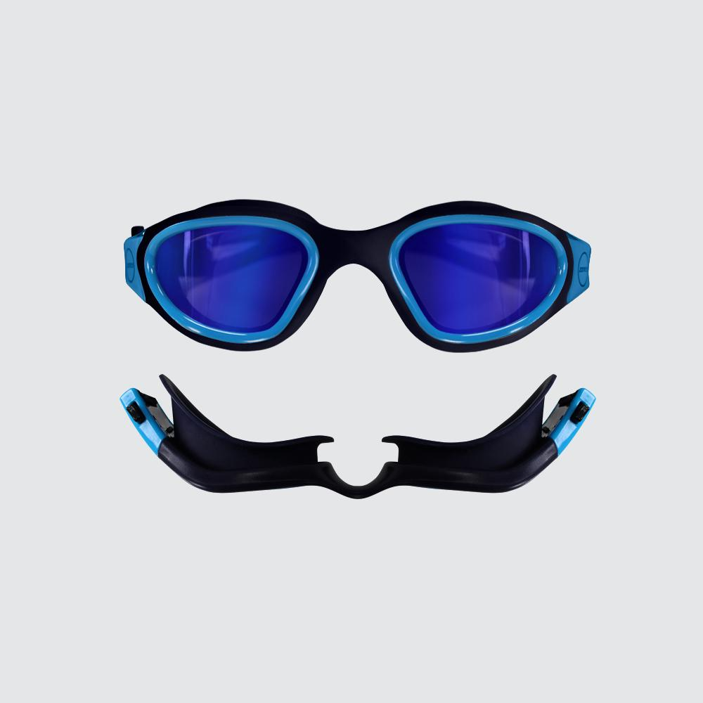 Vapour Swim Goggles blue side