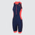 Women's Aquaflo Plus Trisuit navy