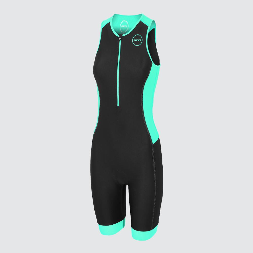 Women's Aquaflo Plus Trisuit green