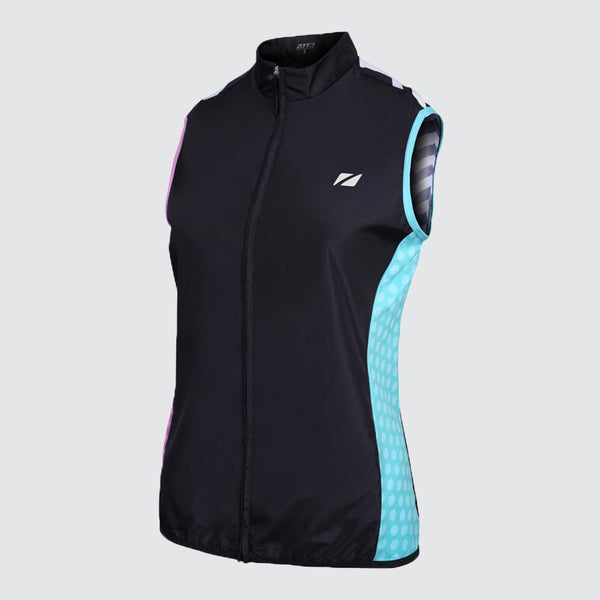 Women's Wind/Shower Proof Cycling Gilet