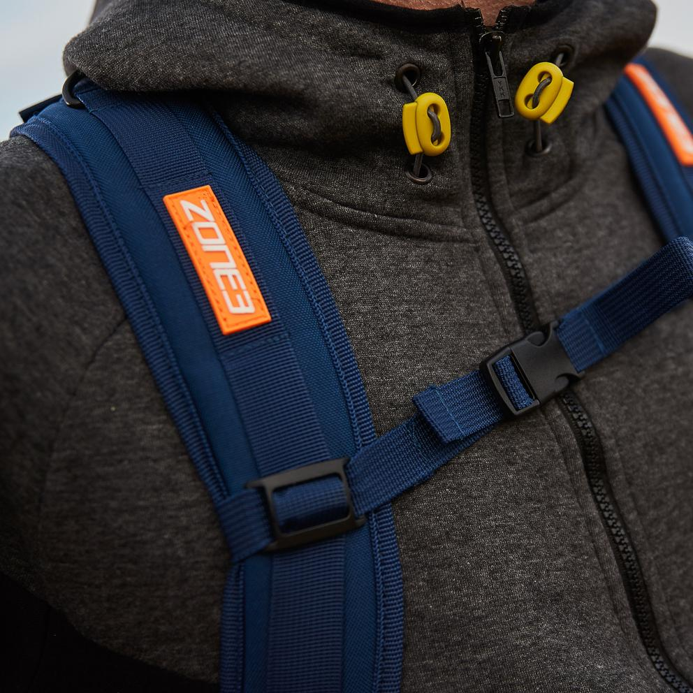 Award Winning Transition Backpack strap