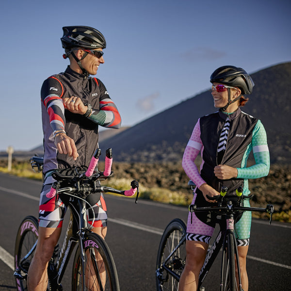 Women's Cool-Tech Mesh Cycle Jersey duo