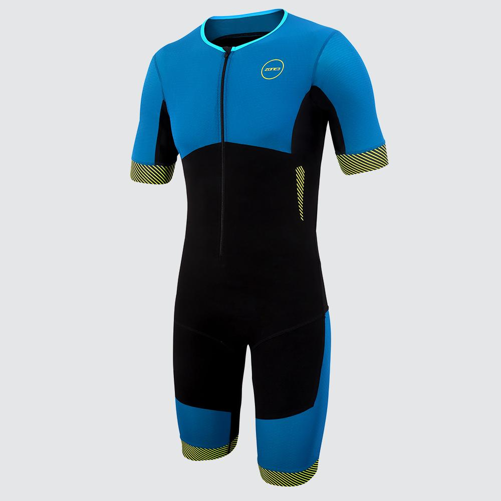 Men's Aeroforce Short Sleeve Nano Trisuit